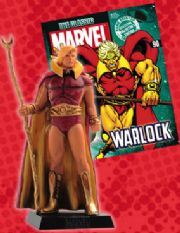 Classic Marvel Figurine Collection #090 Warlock Eaglemoss Publications